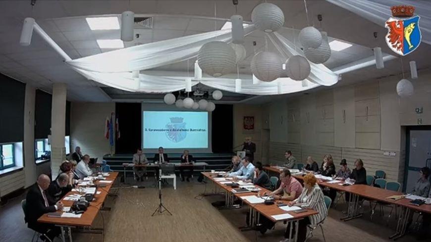 XII sesja Rady Miasta Kostrzyn nad Odrą - 24 października 2019 roku
