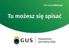 Stanowisko komputerowe do samospisu internetowego w Urzędzie Miasta Kostrzyn nad Odrą w ramach Powszechnego Spisu Rolnego 2020